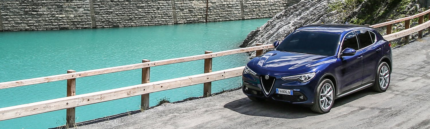 Alfa Romeo Stelvio Super Offer