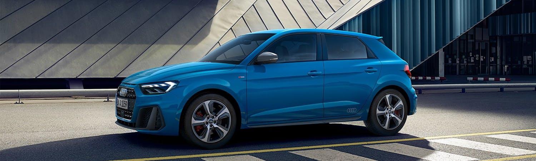 Audi A1 Sportback Motability