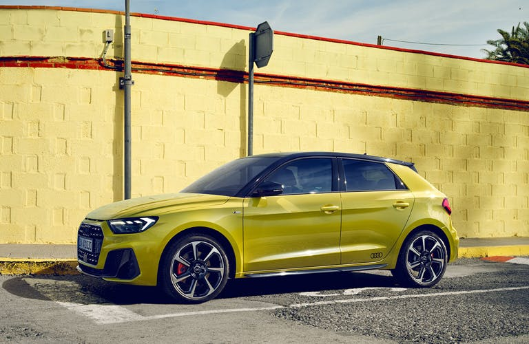 The New Audi A1 Sportback For Sale Group 1 Audi