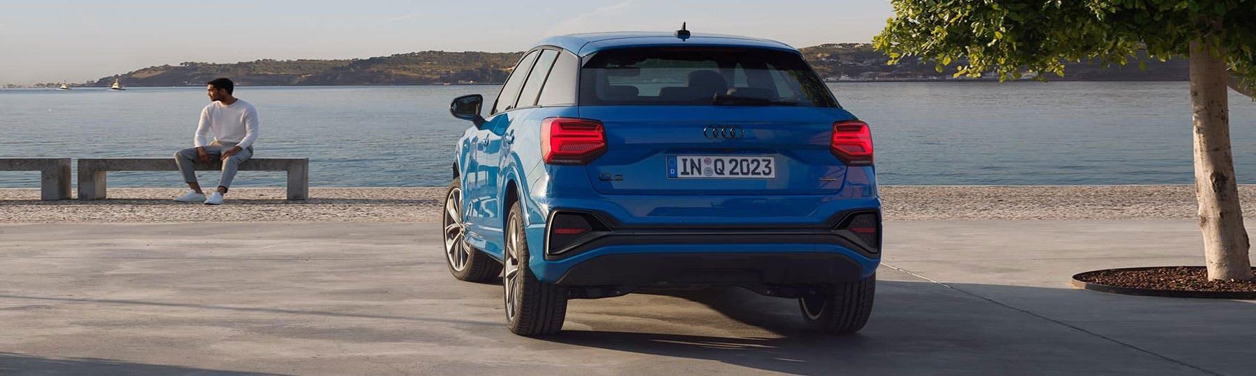 Audi Q2 Motability