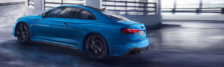 New Audi RS 5 Coupé