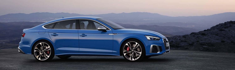 New Audi S5 Sportback