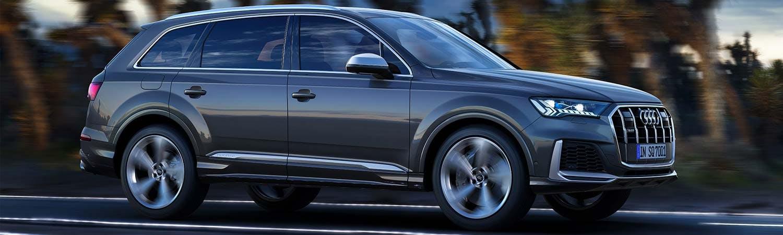 New Audi SQ7