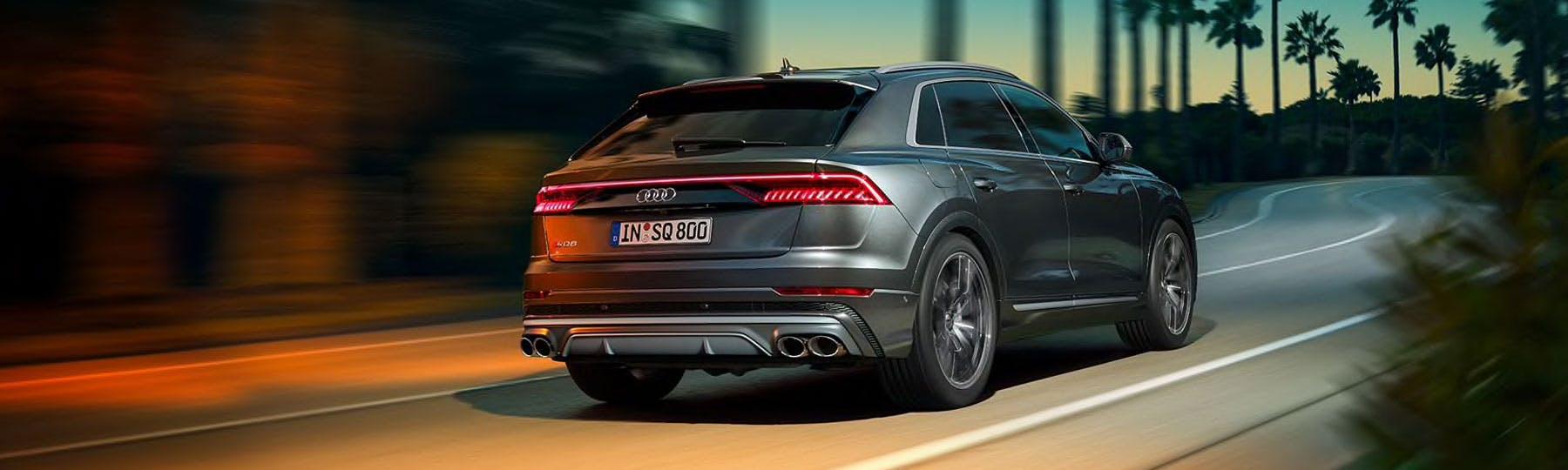 New Audi SQ8