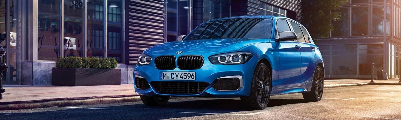 BMW 1 Series 5 Door