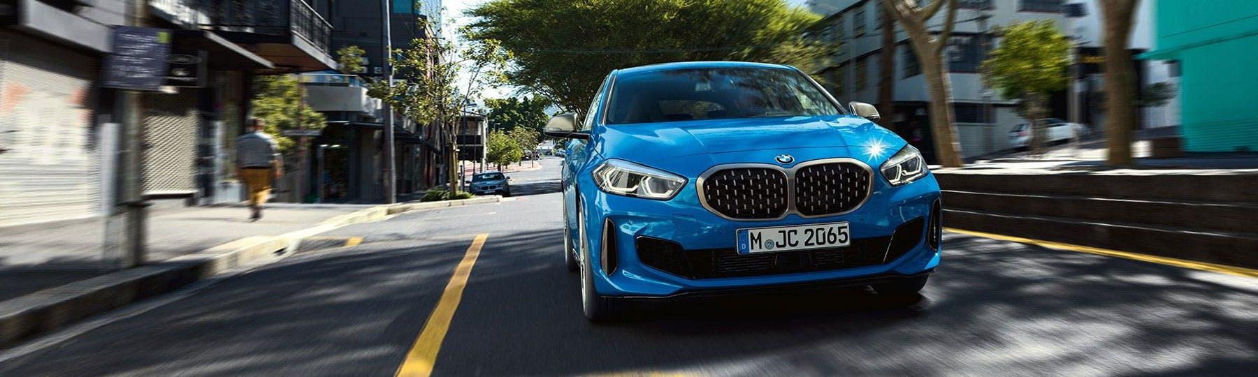 BMW 1 Series Sports Hatch