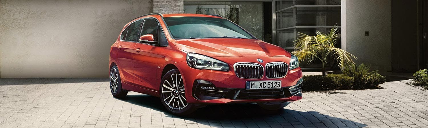 BMW 2 Series Active Tourer Motability