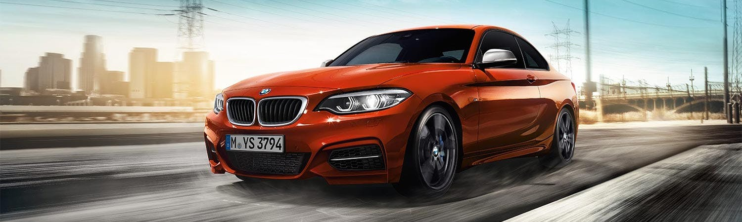 BMW 2 Series Coupe Motability