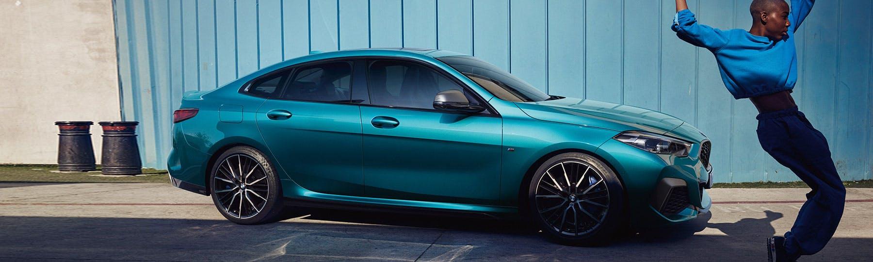 BMW 2 Series Gran Coupé Motability