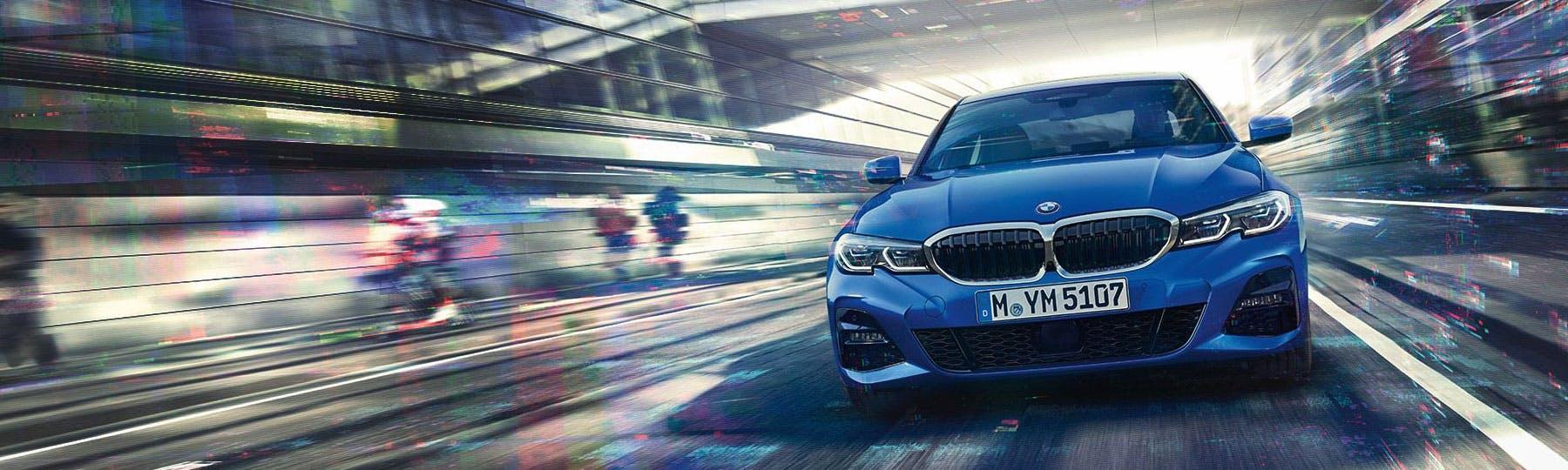 New BMW 3 Series Saloon Motability