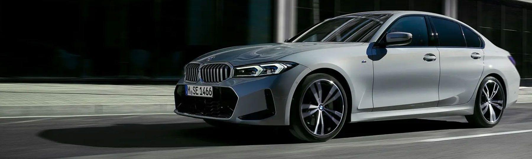 New BMW 3 Series Saloon
