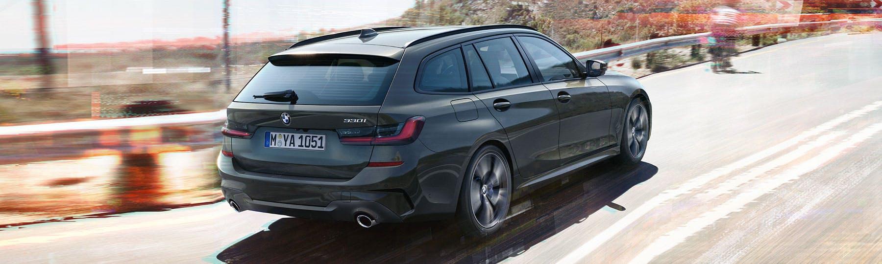 BMW 3 Series Touring Motability