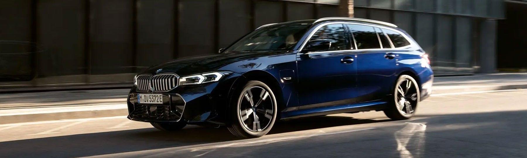 New BMW 3 Series Touring Motability