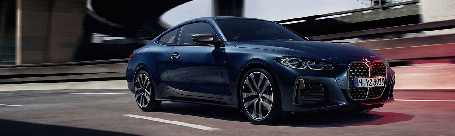 New BMW 4 Series Coupe