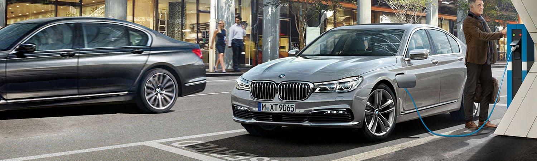 BMW 7 Series Saloon iPerformance