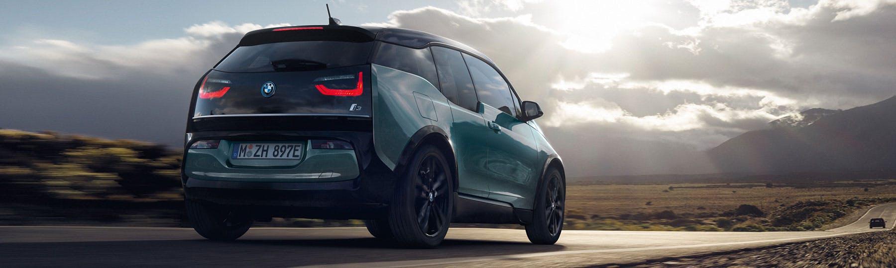 BMW i3 Motability