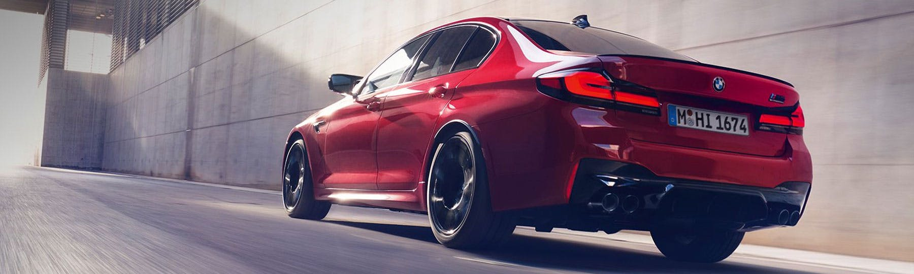 BMW M5 Competition Saloon