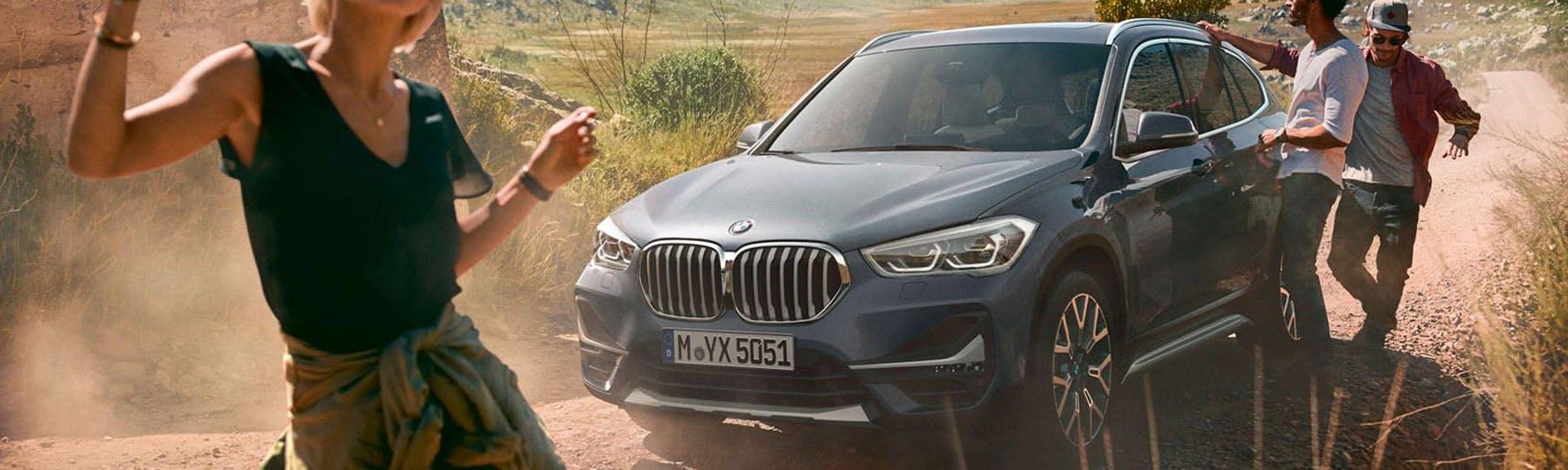 BMW X1 Motability