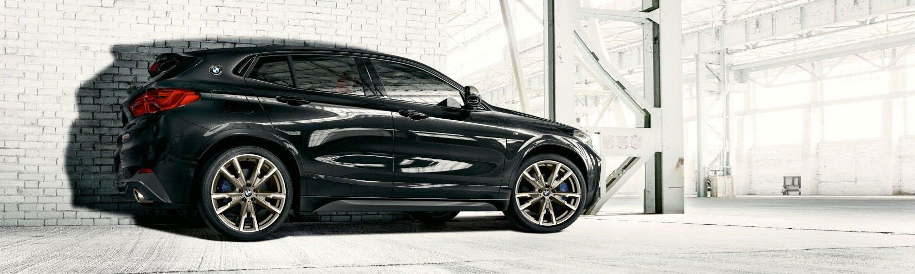 BMW X2 Motability