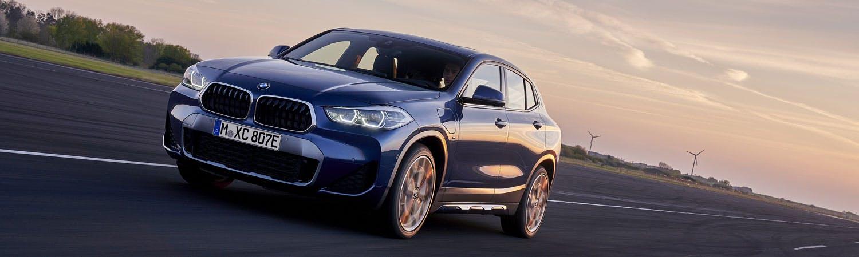 New BMW X2 Plug-in Hybrid