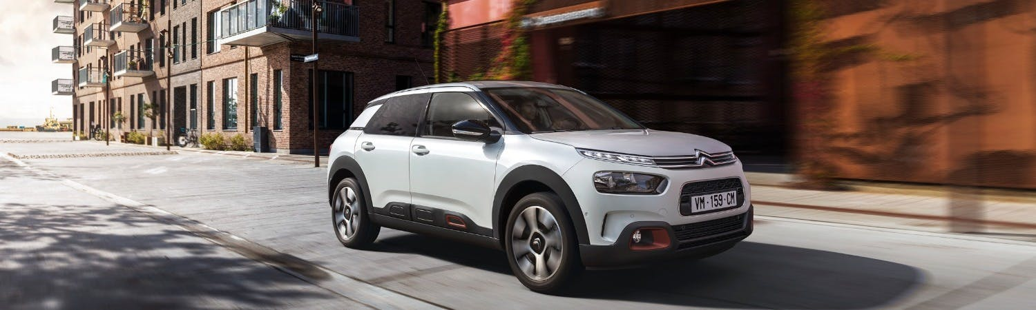 New Citroen C4 Cactus Hatch