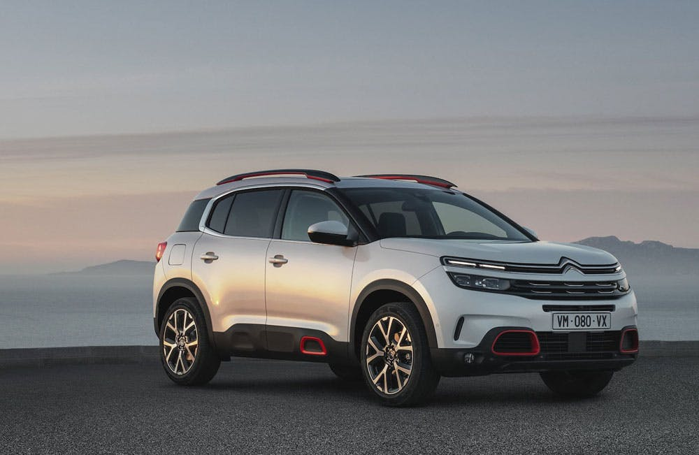 New Citroen Cars Business Contract Hire Offers