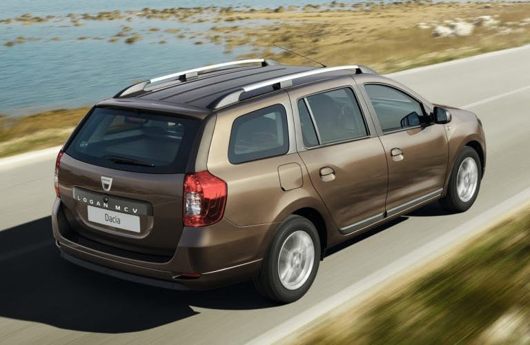 Dacia Logan MCV Motability