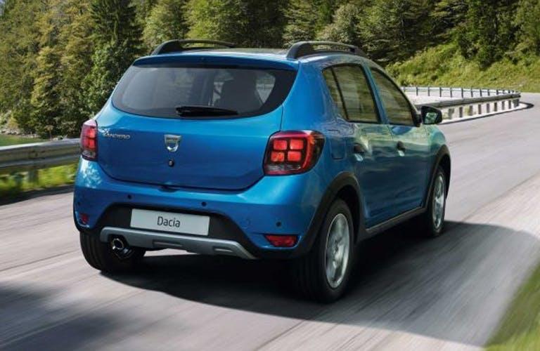 Dacia Sandero Stepway Motability