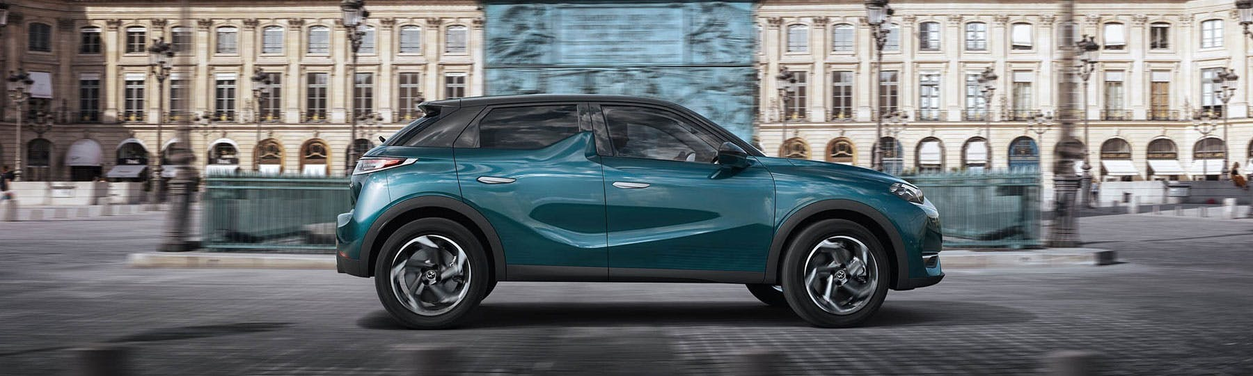 DS 3 CROSSBACK Motability