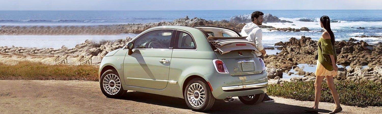 New FIAT 500C