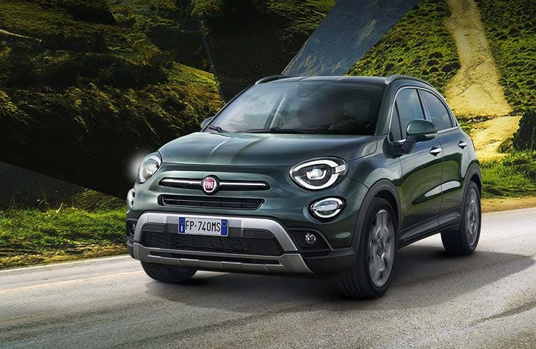 New Fiat 500X Cross Look Motability