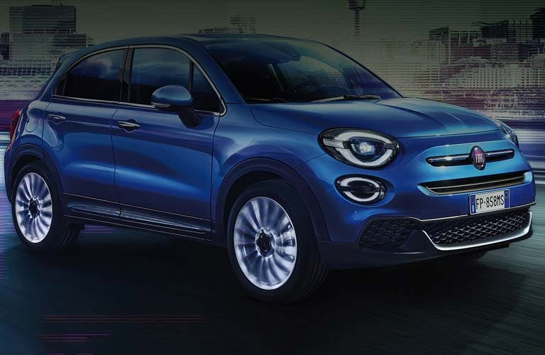 New Fiat 500X Urban Look Motability