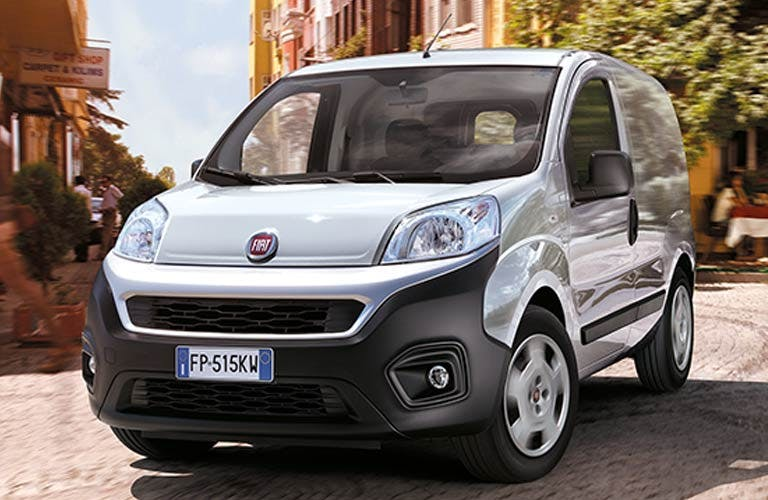 New Fiat Vans Business Contract Hire Offers