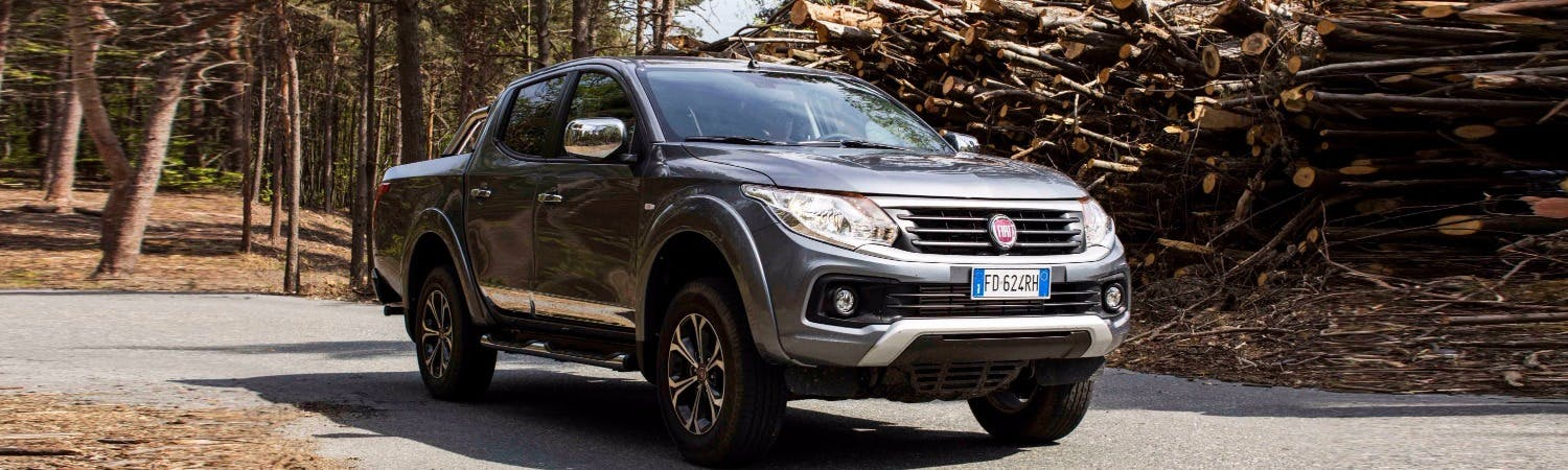 FIAT Fullback SX Offer