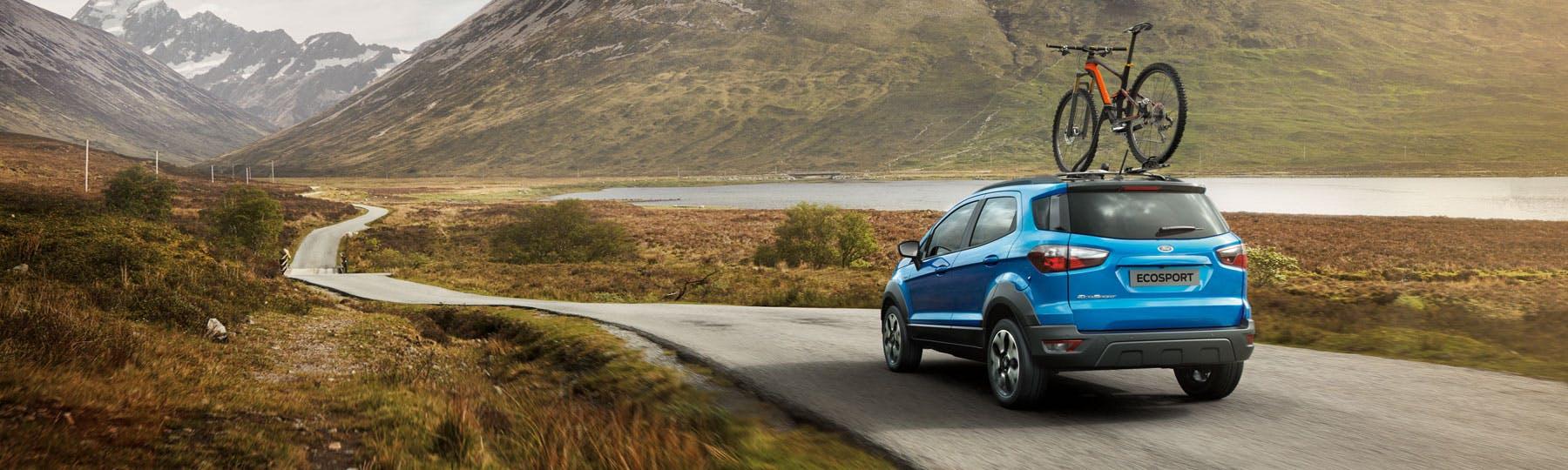 Ford EcoSport Motability