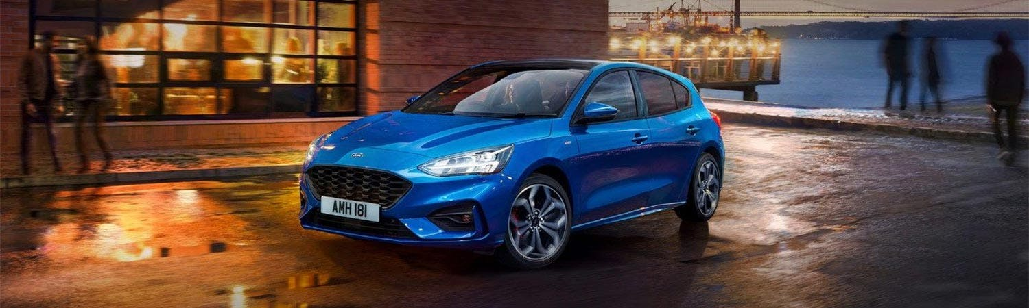 All-New Ford Focus Motability