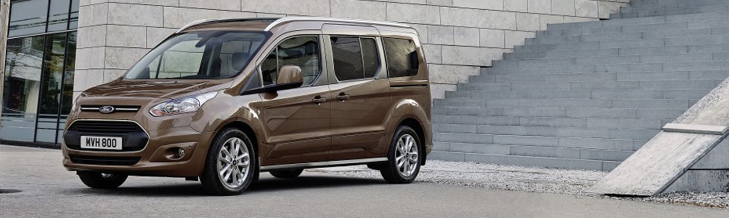 Ford Grand Tourneo Connect Motability