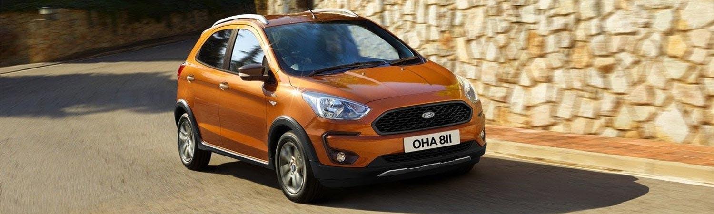 Ford KA+ Motability