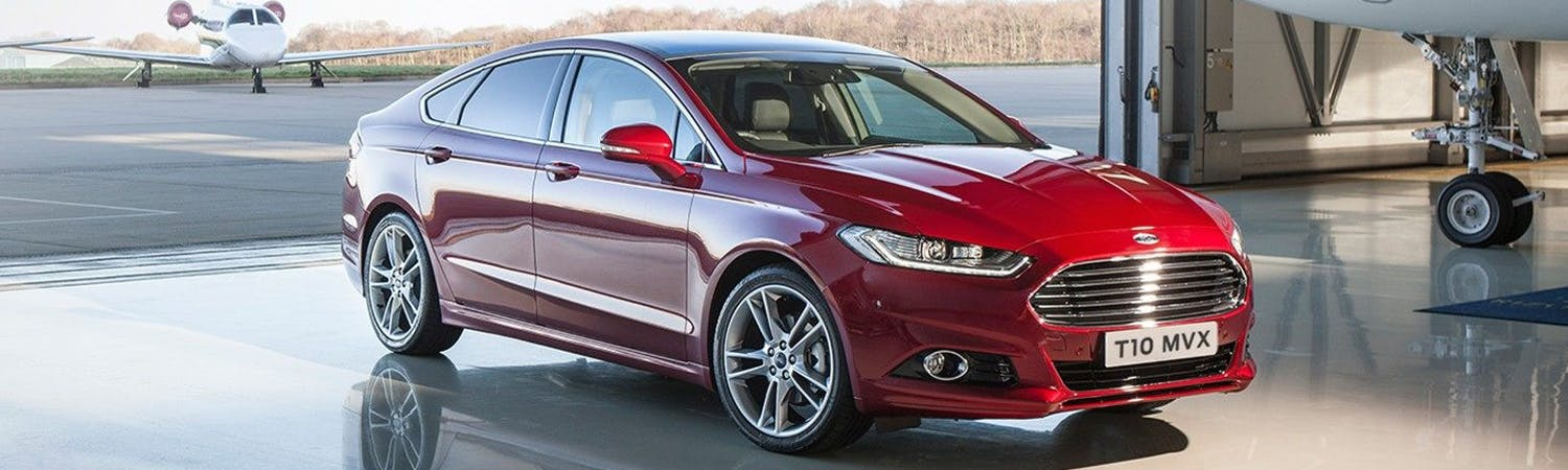 Ford Mondeo Motability