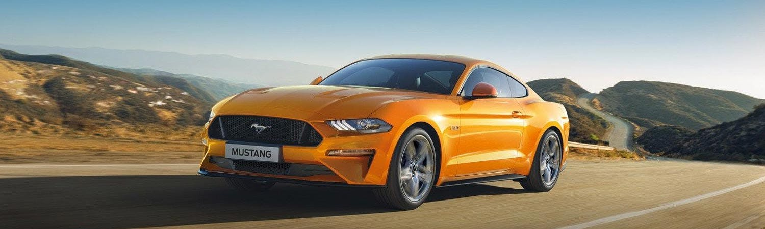 New Ford Mustang Fastback