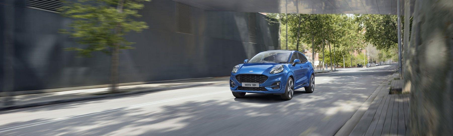 New Ford Puma Motability