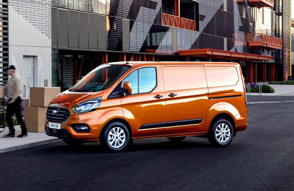 Ford Transit Custom For Sale Pentagon Ford