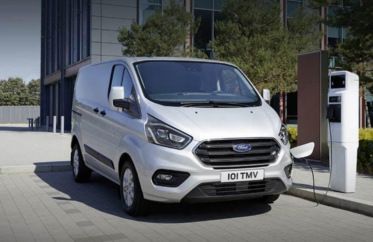 Ford Transit Custom Phev For Sale Pentagon Ford