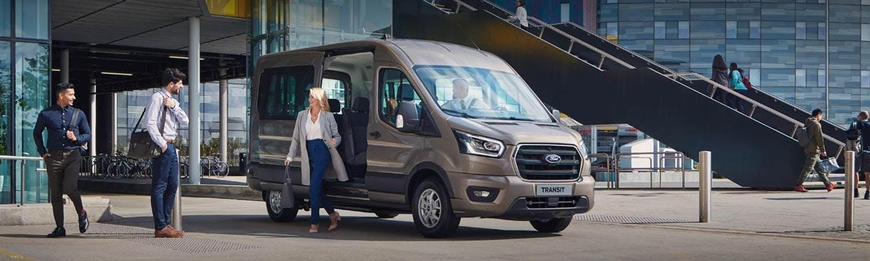 New Ford Transit Minibus