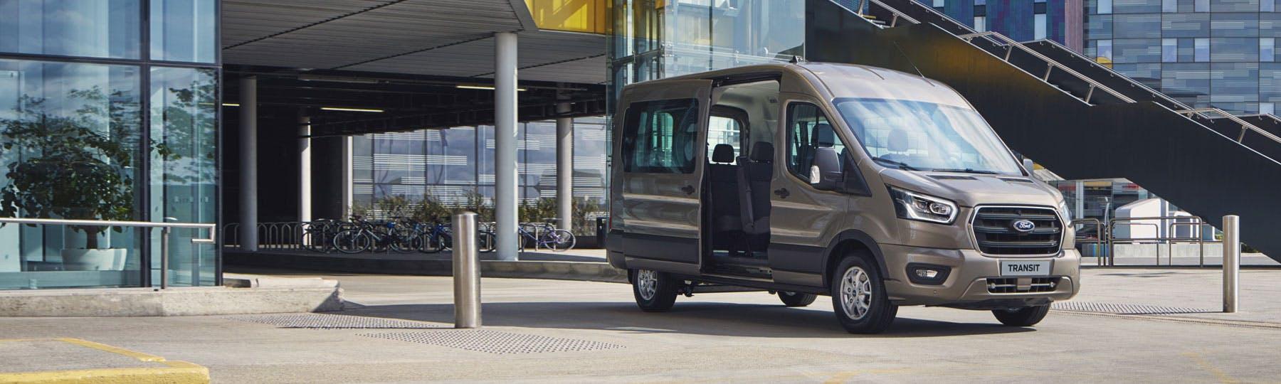 Ford Transit Minibus