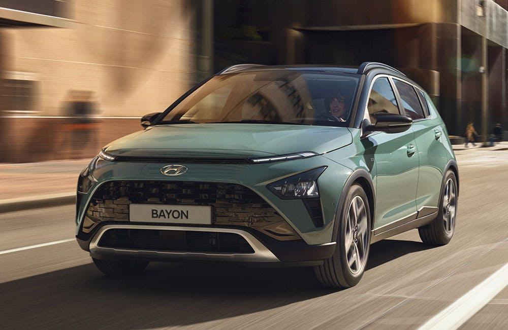 Hyundai Bayon Motability