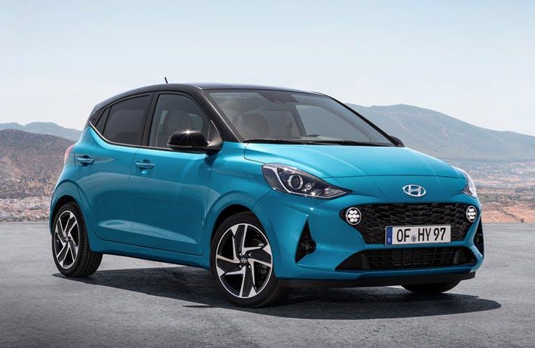 All-new Hyundai i10
