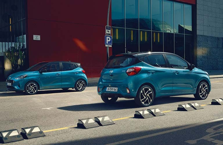 All-new Hyundai i10 Motability