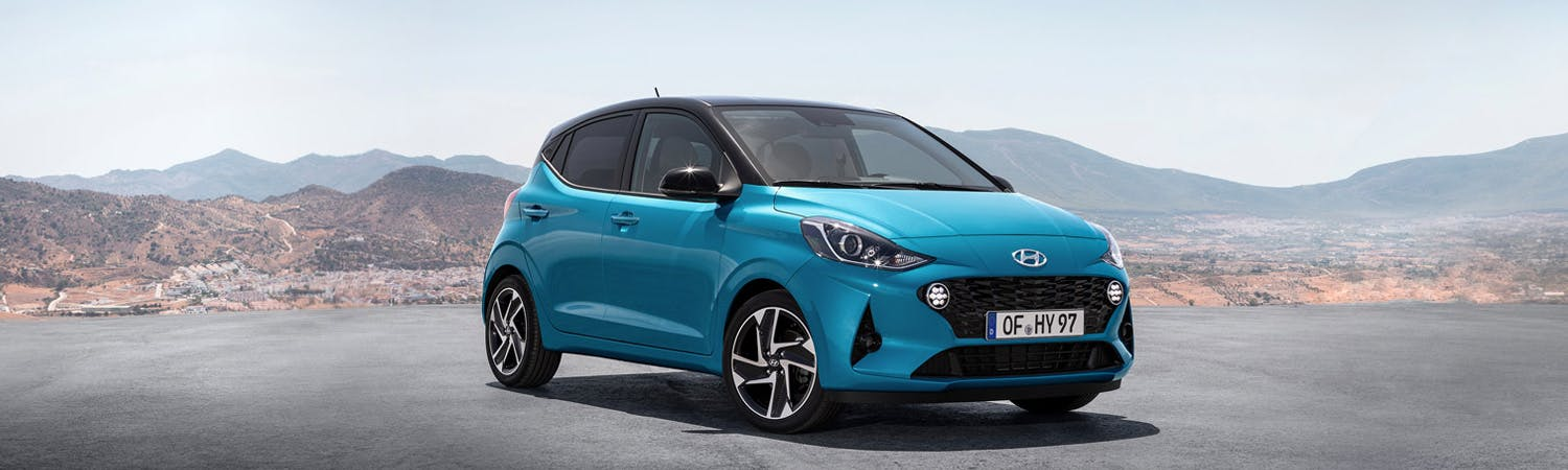 All-new Hyundai i10