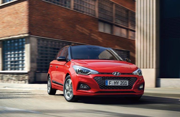 Hyundai i20 Motability